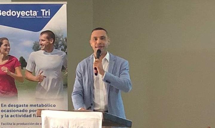 Participación Congreso Sociedad Dominicana de Fisiatría (SODOMFI) tema ¨Trauma craneoencefálico¨